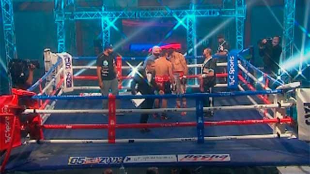 Boxeo: El paranaense Daniel Aquino cayó por puntos en Mar del Plata