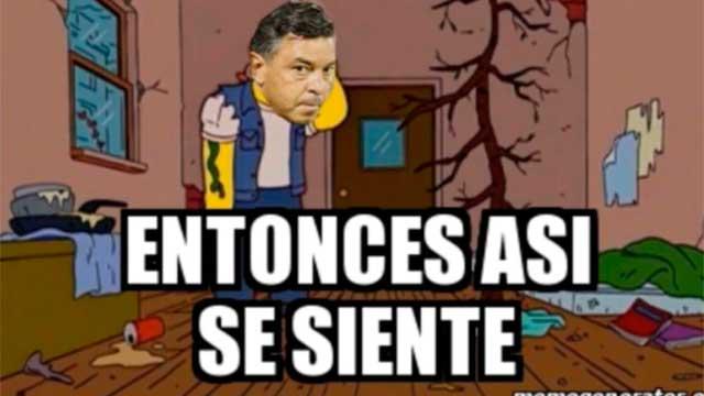 Los memes del Superclásico tras la victoria de Boca en la Bombonera