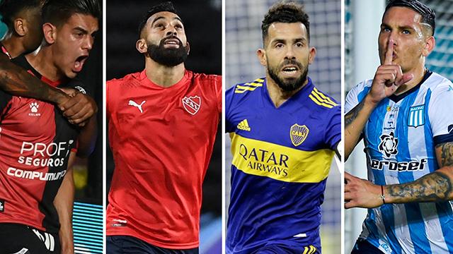 Liga Profesional: cuándo y dónde se juegan las semifinales de la Copa 2021