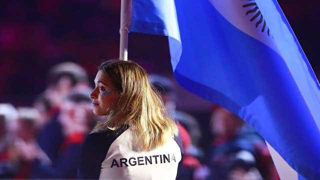 La delegación argentina será vacunada para los Juegos Olímpicos.