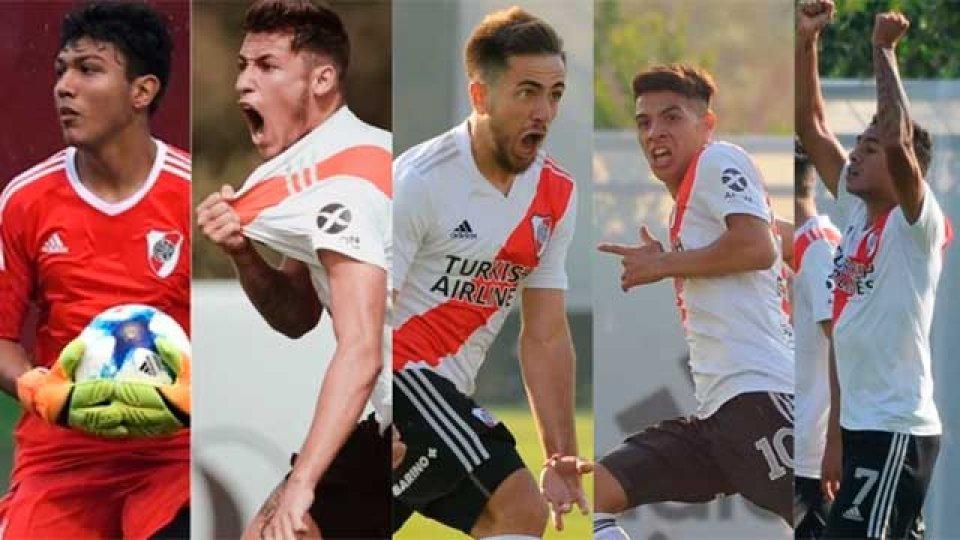 Los 10 jugadores disponibles de Gallardo para la Libertadores.