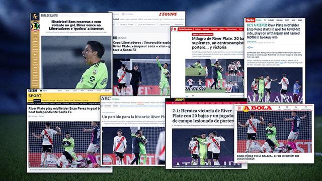 Los principales diarios, sobre el equipo de Marcelo Gallardo.