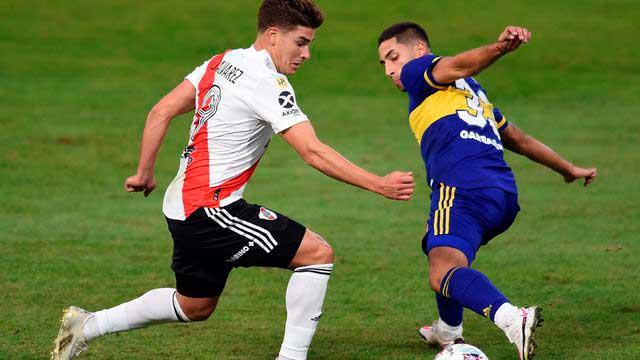 River y Boca deben ganar en la última fecha para poder avanzar en la Copa.
