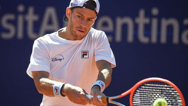 Fran y el santiagueño se acercan al cuadro principal de Roland Garros.