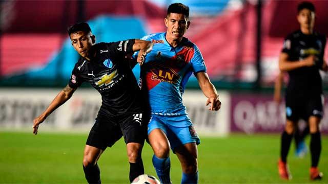 Arsenal derrotó a Bolívar y se clasificó a octavos.