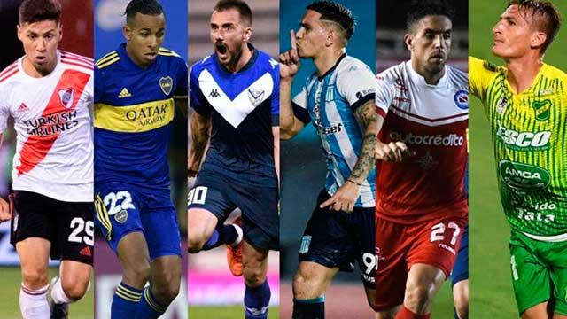 Los 6 equipos argentinos siguen en carrera.