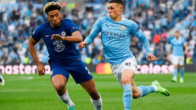 Los Blues lograron por segunda vez quedarse con la Liga de Campeones.