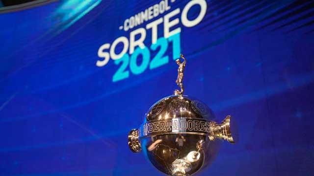 Se sortean los octavos de final de la Libertadores y la Sudamericana.