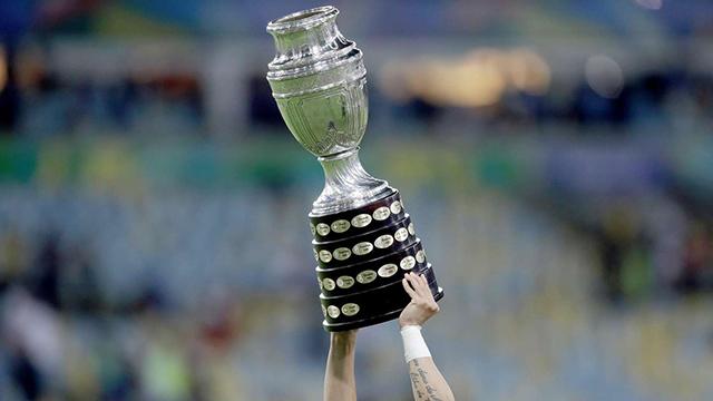 Oficial: el fixture de la Selección Argentina en la Copa América.