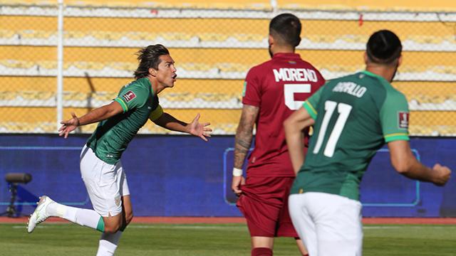 La Selección de Bolivia también reportó casos de coronavirus.