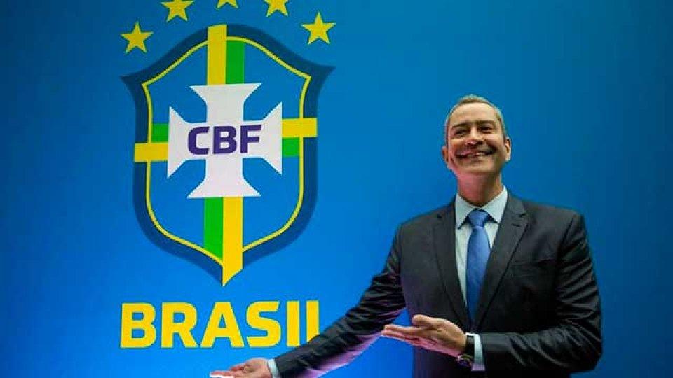 Separaron al presidente de la Confederación Brasileña de Fútbol.