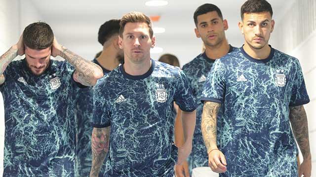 El motivador mensaje de Lionel Messi de cara al clásico con Uruguay