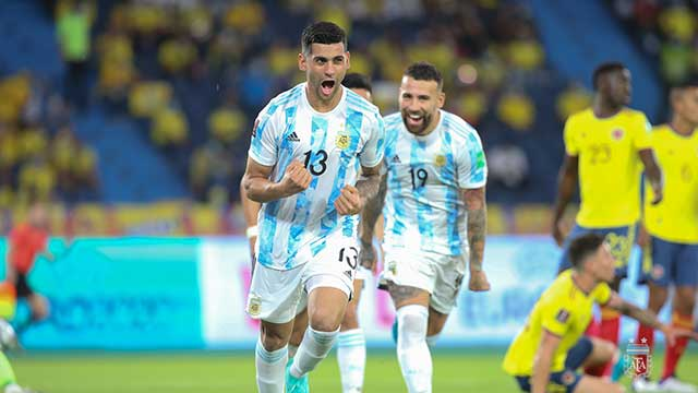 """La confesión de Cristian """"Cuti"""" Romero: """"Hace un tiempo pensé en dejar el fútbol"""""""