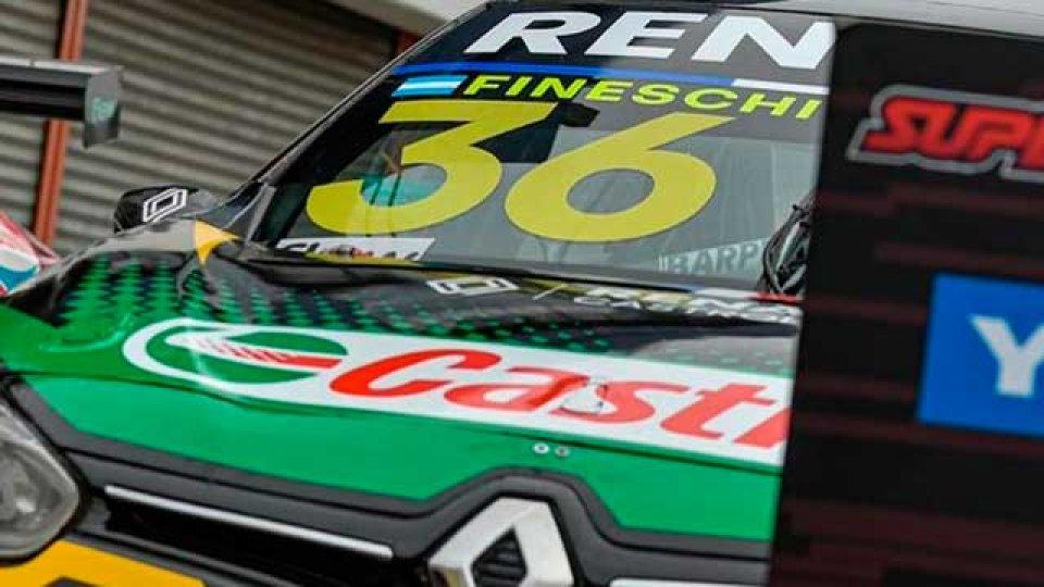 Fineschi se llevó la victoria en la final del Súper TC2000 en Buenos Aires.