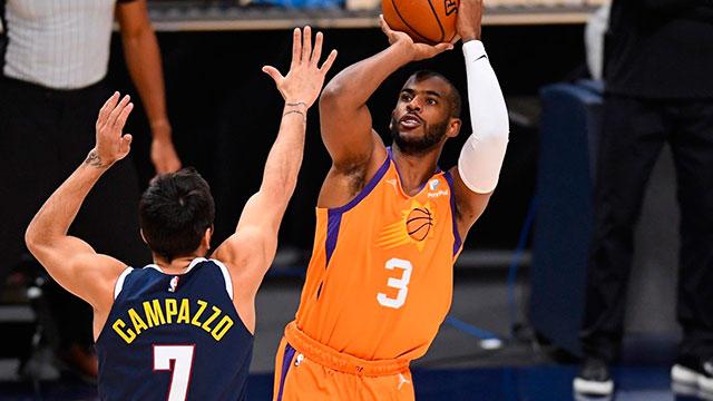 NBA: Los Nuggets de Campazzo volvieron a perder y quedaron a un paso de la eliminación