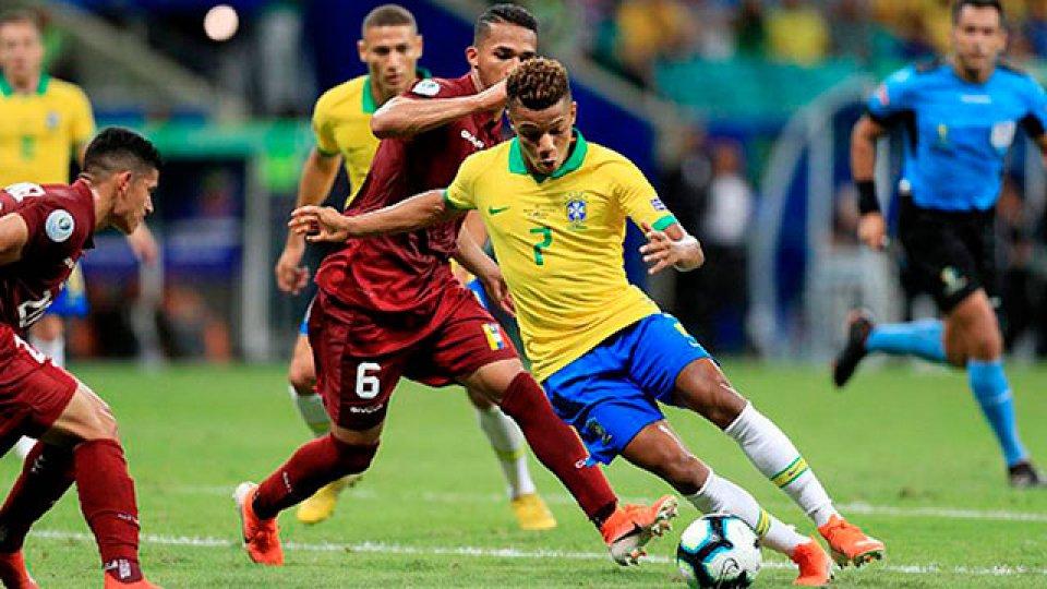 Brasil abre la Copa América frente Venezuela.