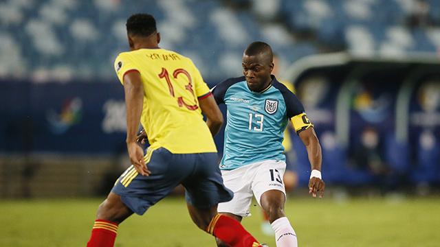 Copa América: Colombia y Ecuador no se sacan ventaja e igualan 0-0 en Cuiabá