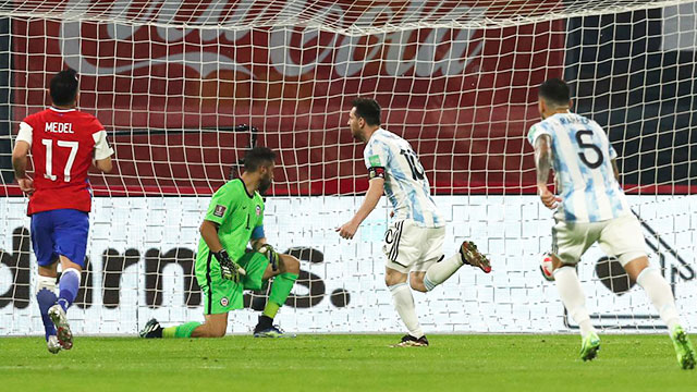 Argentina pone en marcha una nueva ilusión en la Copa América.