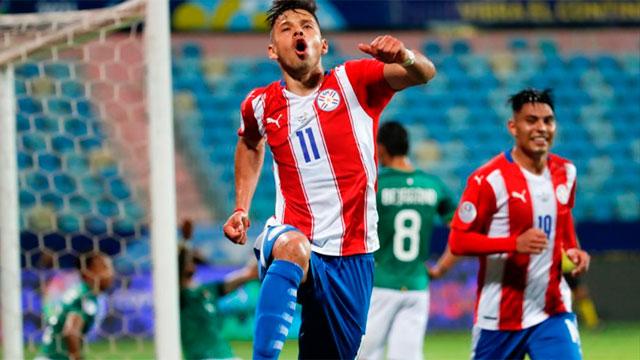 Paraguay lo dio vuelta y superó a Bolivia.