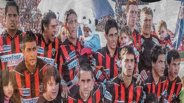 El Santo venció al Ferroviario en la Final del Argentino B y logró el ascenso.