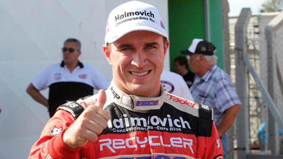 Werner evalúa la chance de cambiar de equipo en el Turismo Carretera.