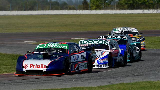 Martín Ponte realizó una maniobra antideportiva en la carrera pasada.
