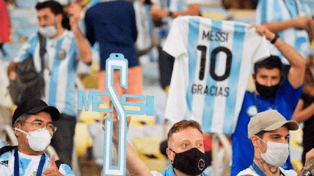 No pedirán PCR ni vacunación para el partido entre Argentina y Bolivia.
