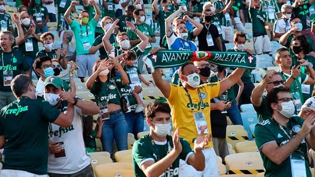 Conmebol autorizó la vuelta del público en la Libertadores y Sudamericana.