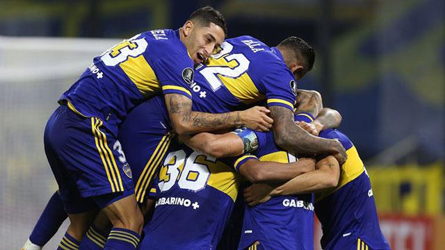 Boca y Talleres igualan sin goles en Córdoba