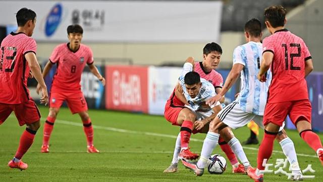 El Sub 23 de Argentina empató su último amistoso antes del debut en Tokio.