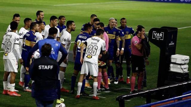 """Fue muy triste lo que pasó con Mineiro, pero Boca no va a protestar nada""."
