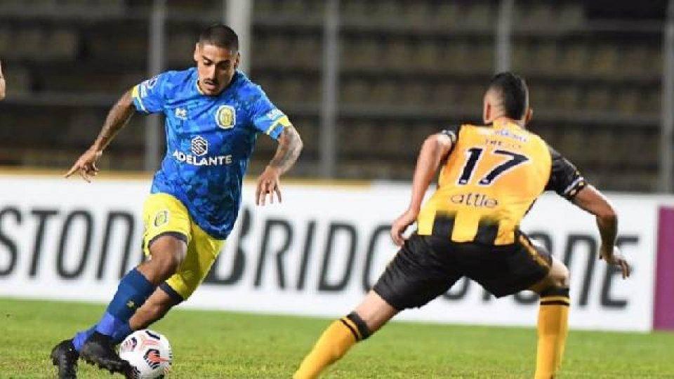 El Canalla llega a la Ravnacha con dos goles marcados como visitante.