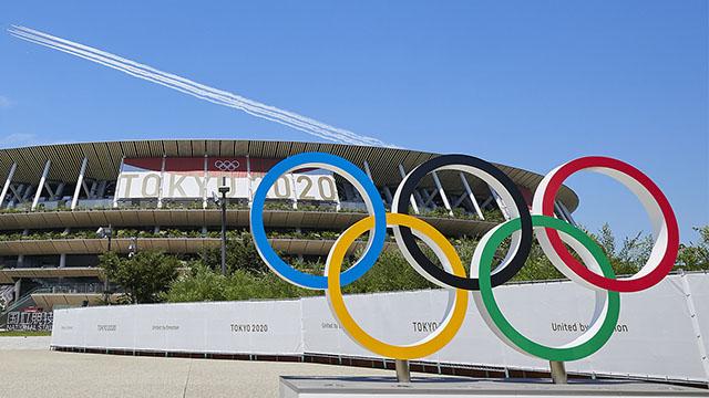 Los Juegos de Tokio están en marcha.
