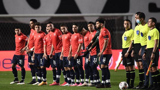 Independiente recibe a Santos con la obligación de ganar.