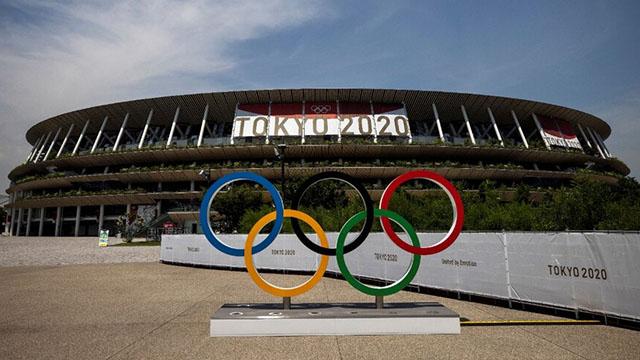 Comienzan los Juegos Olímpicos de la pandemia.