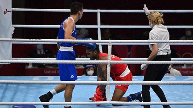 El entrerriano Brian Arregui analizó su paso por los Juegos Olímpicos