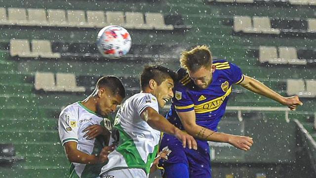 Liga Profesional: Con juveniles, Boca iguala con Banfield 0-0 de visitante
