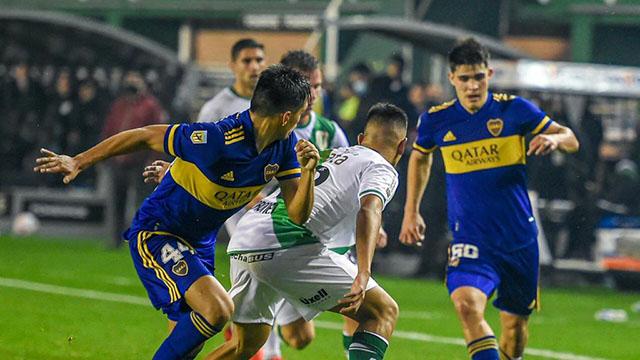 Los juveniles de Boca dieron la cara y empataron ante Banfield de visitante