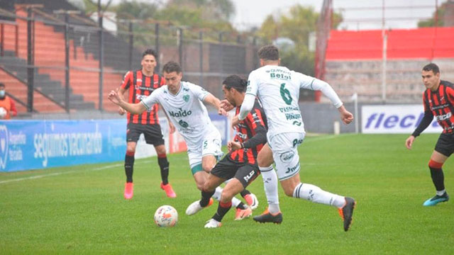 Patronato le ganó a Sarmiento 2-0 en el Grella por la Liga Profesional.