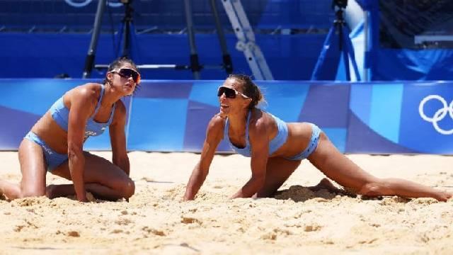 Gallay y Pereyra cayeron ante Brasil en su presentación