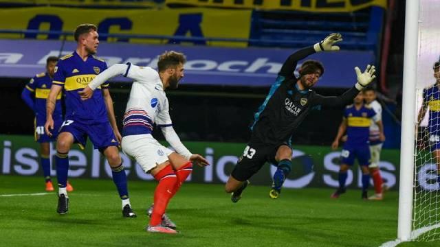 San Lorenzo derrota por 2 a 0 a Boca en La Bombonera