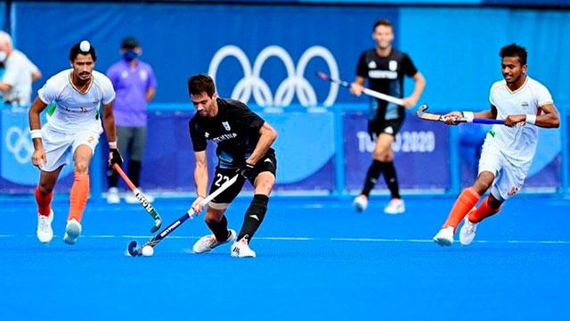 Juegos Olímpicos de Tokio 2020: Los Leones no pudieron ante India.