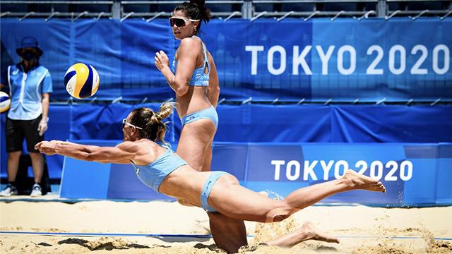 La dupla argentina Gallay-Pereyra se despidió con una derrota.