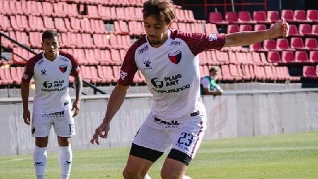 Bernardi es uno de los futbolistas mas destacados del Sabalero.