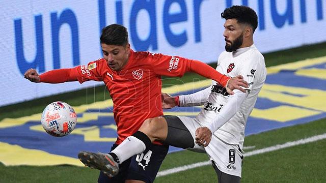 El Rojo se enfrentará este sábado con Platense (20.15) en Vicente López.
