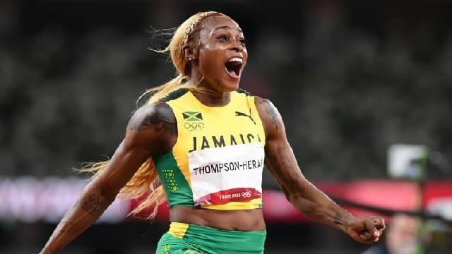 """Estoy muy excitada, es fantástico"", manifestó la jamaiquina"