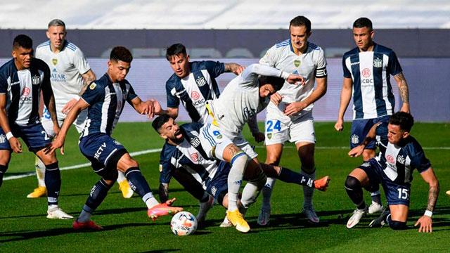 El conjunto dirigido por Russo suma tres empates y una derrota en el torneo.