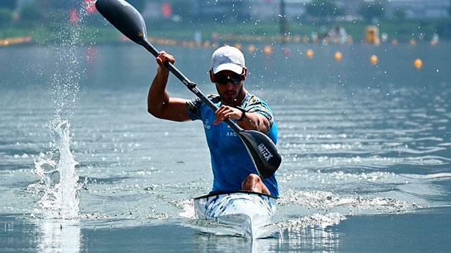 Tokio 2020: El debut olímpico de Agustín Vernice fue con pase a las Semifinales