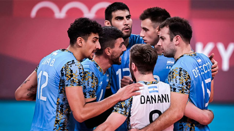 Argentina le ganó a Estados Unidos y está en cuartos de Tokio.