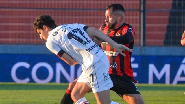 Patronato empató sin goles ante Newell´s y perdió la chance de quedar como líder